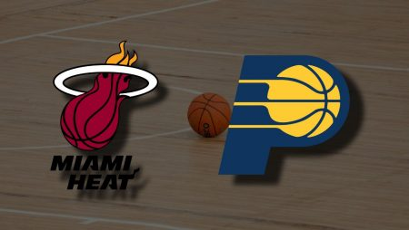 Apostas Miami Heat x Indiana Pacers NBA 19/03/21
