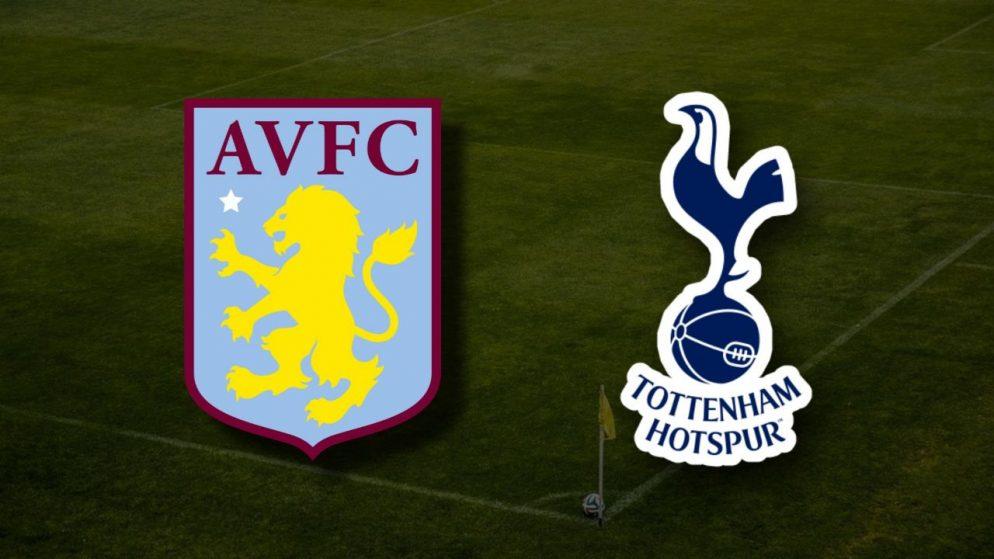 Apostas Aston Villa x Tottenham Premier League 21/03/21
