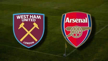 Apostas West Ham x Arsenal Premier League 21/03/21