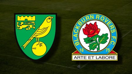 Apostas Norwich x Blackburn Championship 20/03/21