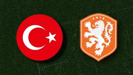 Apostas Turquia x Holanda Eliminatórias Copa do Mundo 24/03/21