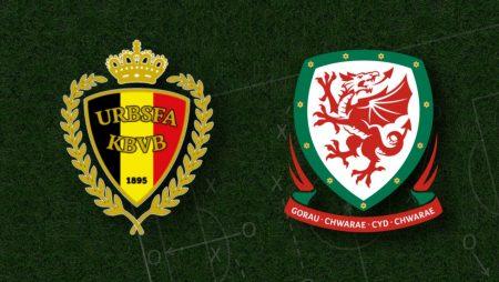 Apostas Bélgica x País de Gales Eliminatórias Copa do Mundo 24/03/21