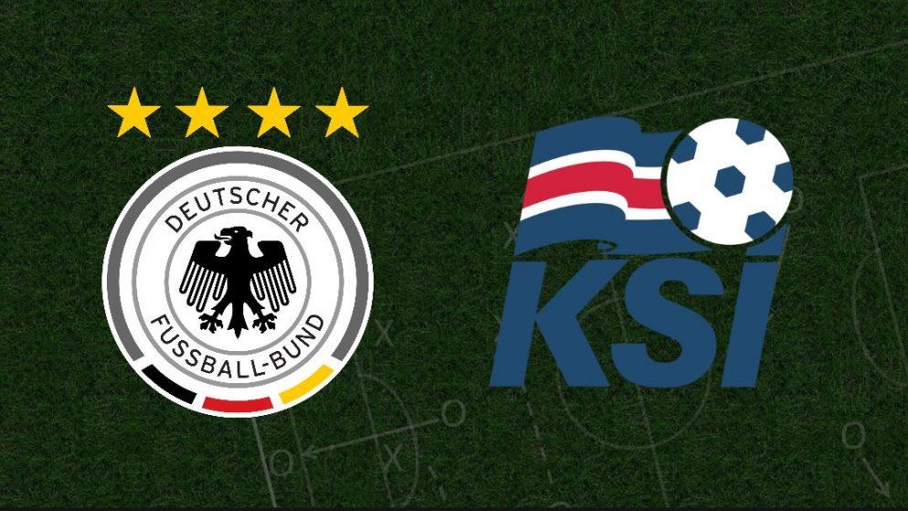 Apostas Alemanha x Islândia Eliminatórias Copa do Mundo 25/03/21