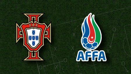 Apostas Portugal x Azerbaijão Eliminatórias Copa do Mundo 24/03/21