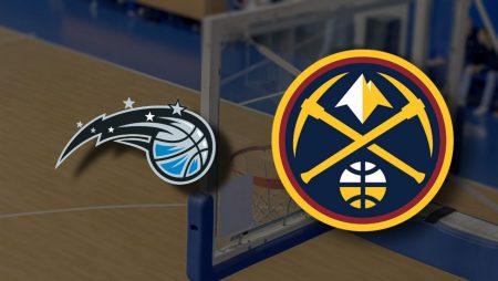 Apostas Orlando Magic x Denver Nuggets NBA 23/03/21