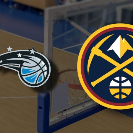 Apostas Orlando Magic x Denver Nuggets NBA 23/03/21
