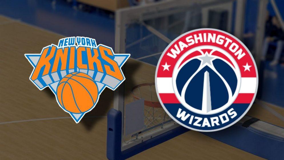 Apostas New York Knicks x Washington Wizards NBA 23/03/21
