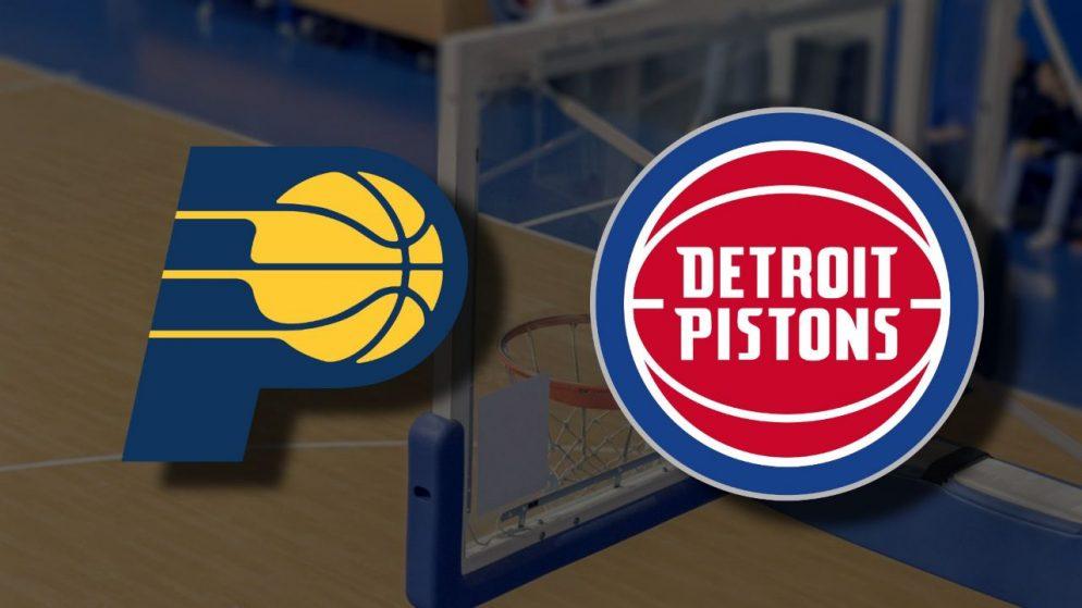 Apostas Indiana Pacers x Detroit Pistons NBA 24/03/21