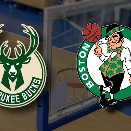 Apostas Milwaukee Bucks x Boston Celtics NBA 24/03/21