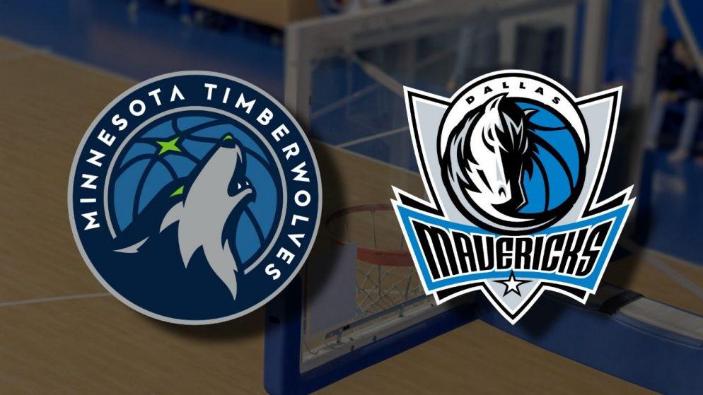 Apostas Minnesota Timberwolves x Dallas Mavericks NBA 24/03/21