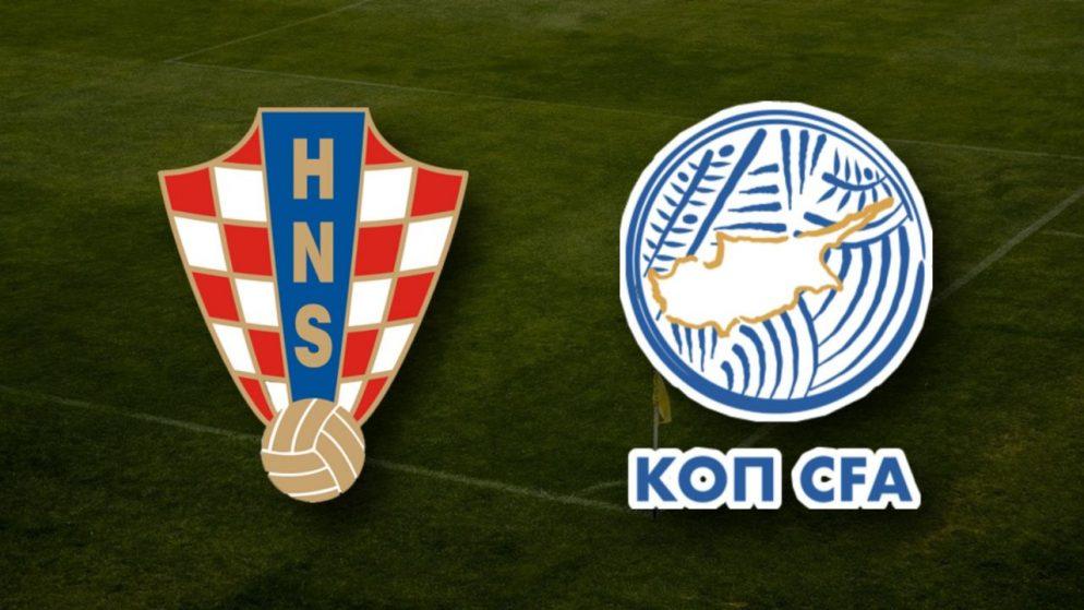 Apostas Croácia x Chipre Eliminatórias Copa do Mundo 27/03/21