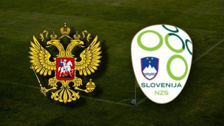 Apostas Rússia x Eslovênia Eliminatórias Copa do Mundo 27/03/21