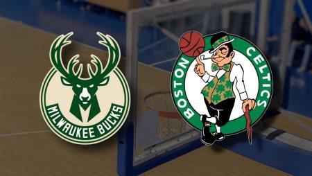 Apostas Milwaukee Bucks x Boston Celtics NBA 26/03/21