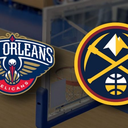 Apostas New Orleans Pelicans x Denver Nuggets NBA 26/03/21