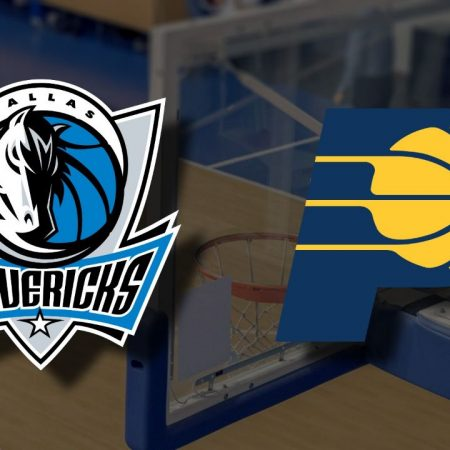 Apostas Dallas Mavericks x Indiana Pacers NBA 26/03/21