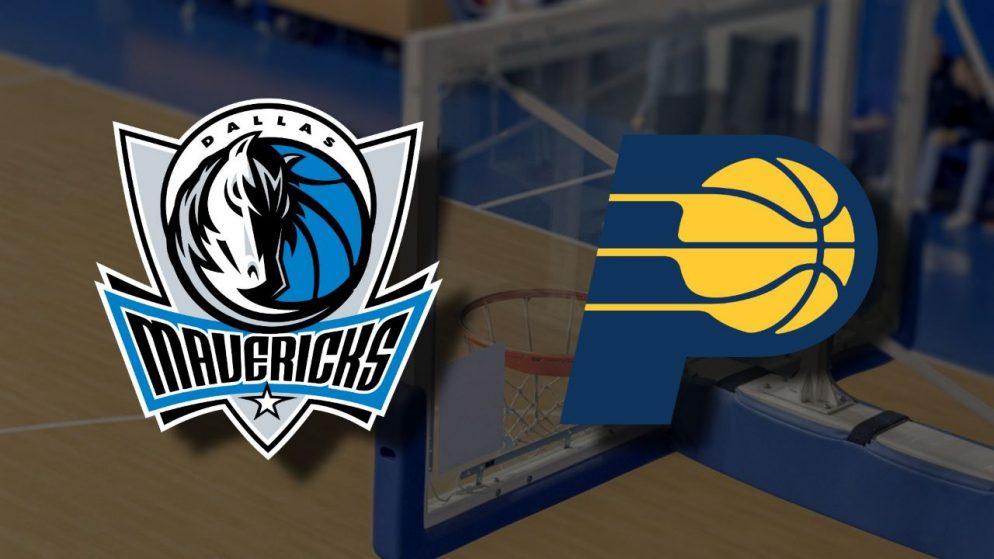 Apostas Dallas Mavericks x Indiana Pacers NBA 26/03/21
