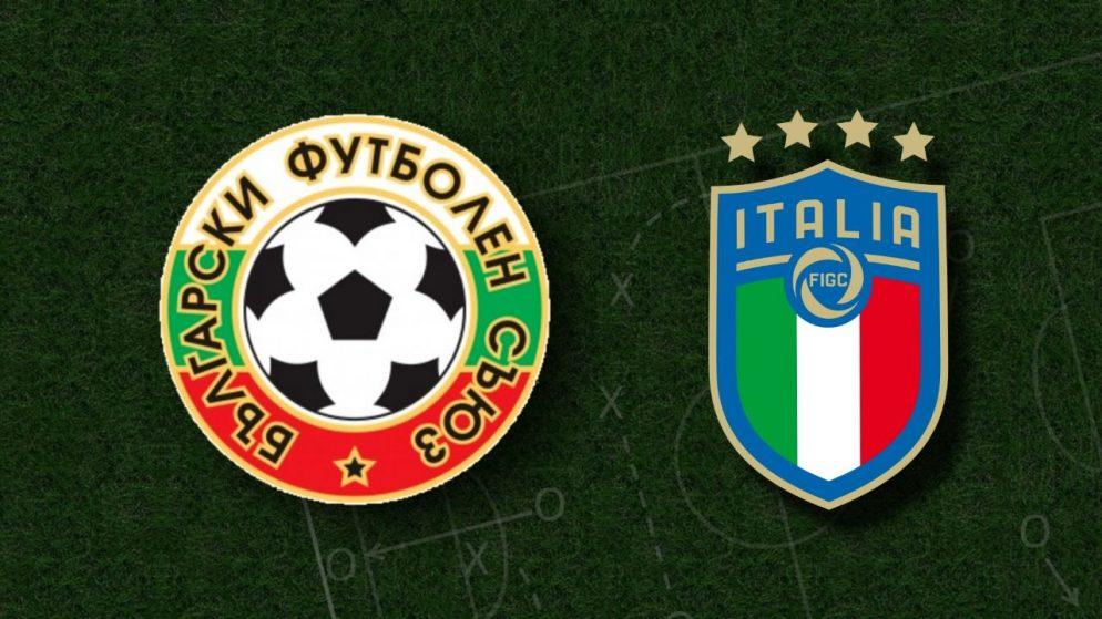 Apostas Bulgária x Itália Eliminatórias Copa do Mundo 28/03/21