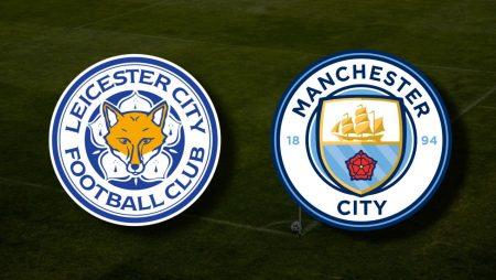 Apostas Leicester x Manchester City Premier League 03/04/21