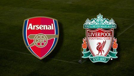 Apostas Arsenal x Liverpool Premier League 03/04/21