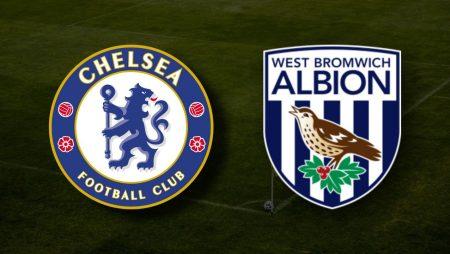 Apostas Chelsea x West Bromwich Premier League 03/04/21