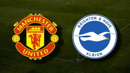 Apostas Manchester United x Brighton Premier League 04/04/21