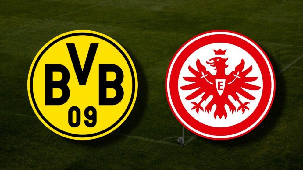 Apostas Borussia Dortmund x Eintracht Frankfurt Bundesliga 03/04/21
