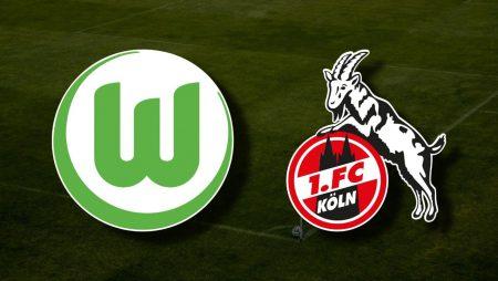 Apostas Wolfsburg x Colônia Bundesliga 03/04/21