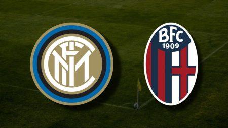 Apostas Bologna x Inter Serie A 03/04/21