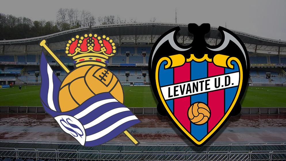 Apostas Real Sociedad x Levante La Liga 07/03/21
