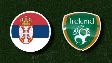 Apostas Sérvia x Irlanda Eliminatórias Copa do Mundo 24/03/21