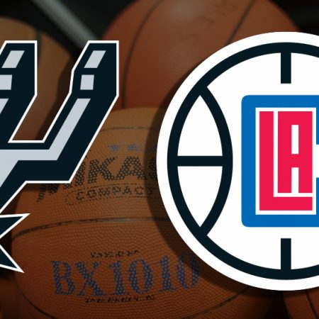 Apostas San Antonio Spurs x Los Angeles Clippers NBA 24/03/21