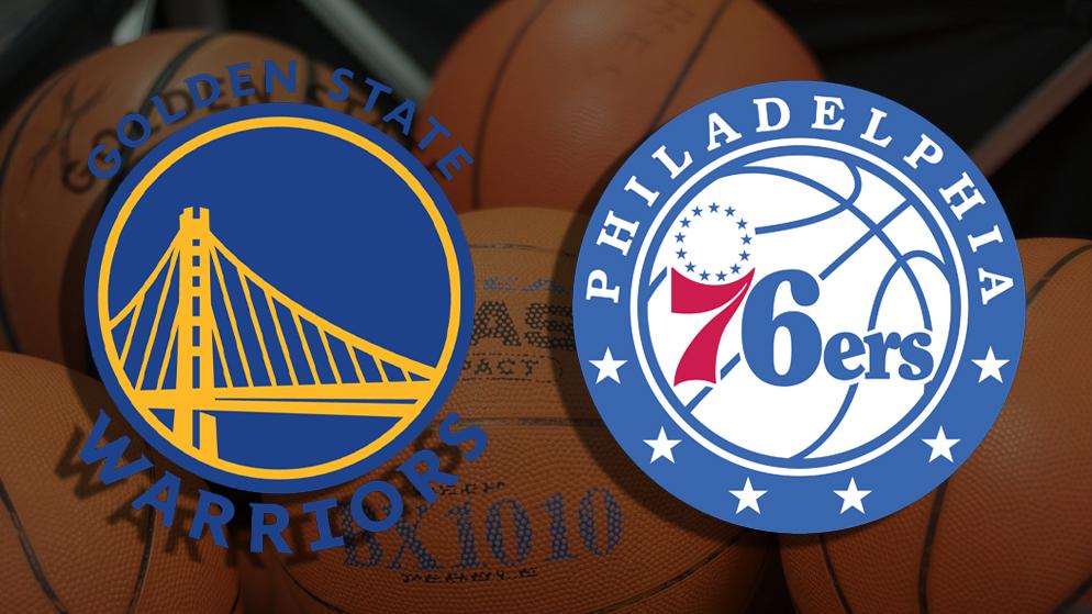 Apostas Golden State Warriors x Philadelphia 76ers NBA 23/03/21