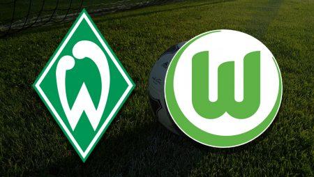 Apostas Werder Bremen x Wolfsburg Bundesliga 20/03/21