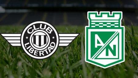 Apostas Libertad x Atlético Nacional Pré-Libertadores 07/04/21