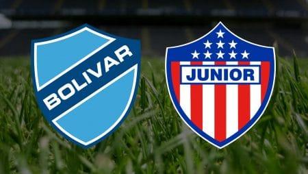 Apostas Bolívar x Junior Barranquila Pré-Libertadores 08/04/21