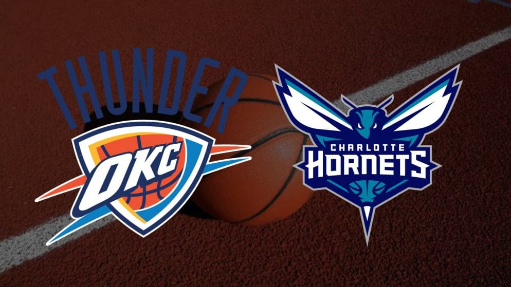 Apostas Oklahoma City Thunder x Charlotte Hornets NBA 07/04/21