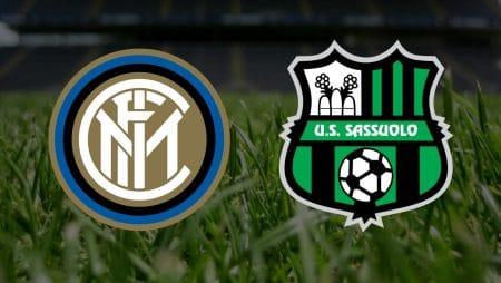 Apostas Inter de Milão x Sassuolo Serie A 07/04/21