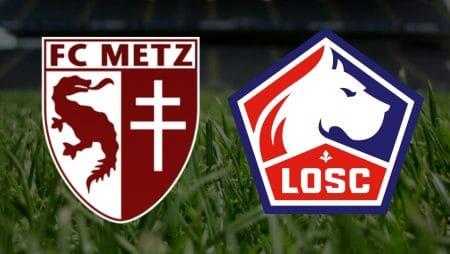 Apostas Metz x Lille Ligue 1 09/04/21