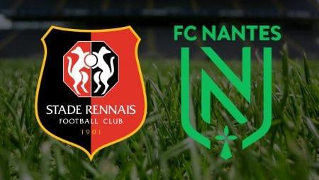 Apostas Rennes x Nantes Ligue 1 11/04/21