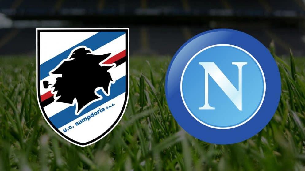 Apostas Sampdoria x Napoli Serie A 11/04/21