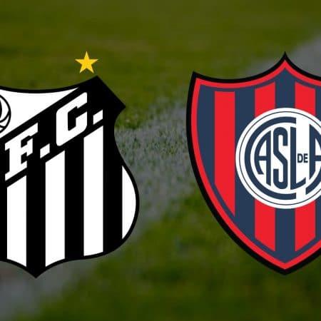 Apostas Santos x San Lorenzo pré-Libertadores 13/04/21