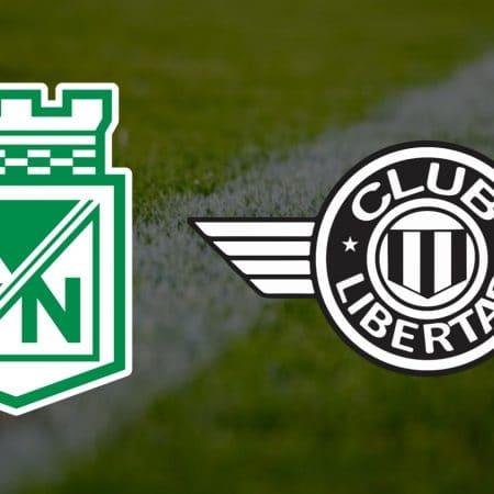 Apostas Atlético Nacional x Libertad Pré-Libertadores 14/04/21
