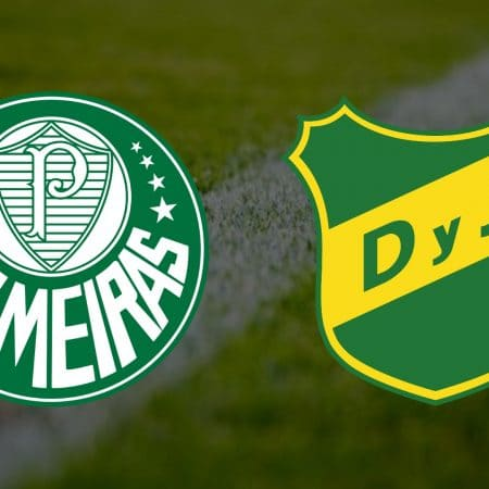 Apostas Palmeiras x Defensa y Justicia Recopa Sudamericana 14/04/21