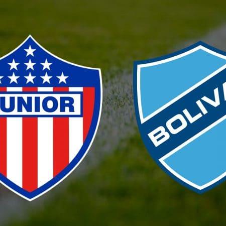 Apostas Junior Barranquilla x Bolívar Pré-Libertadores 15/04/21