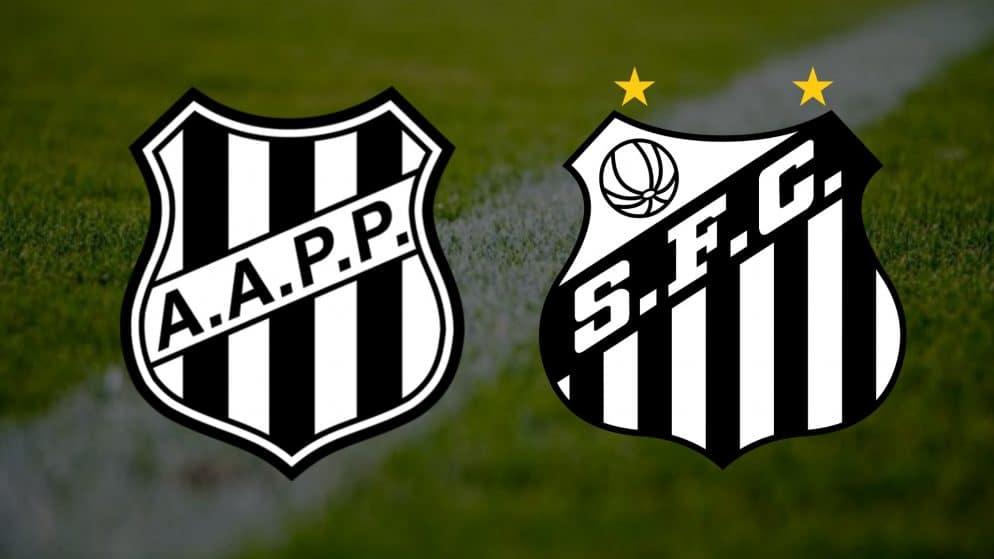 Apostas Ponte Preta x Santos Paulistão 16/04/21