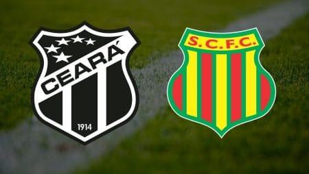 Apostas Ceará x Sampaio Corrêa Copa do Nordeste 18/04/21