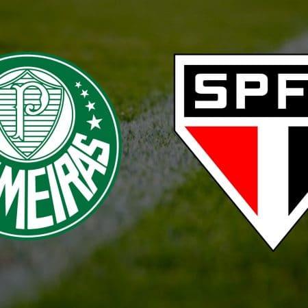 Apostas Palmeiras x São Paulo Paulistão 14/03/21
