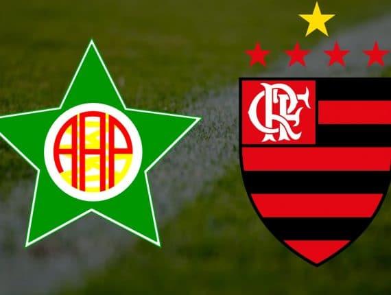 Apostas Portuguesa x Flamengo Campeonato Carioca 17/04/21