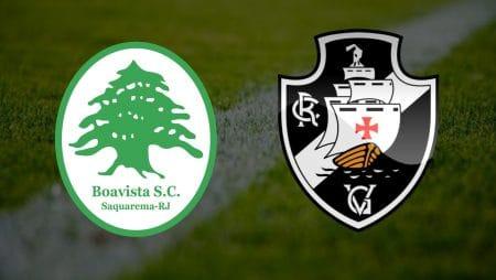 Apostas Boavista x Vasco Campeonato Carioca 18/04/21