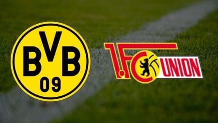 Apostas Borussia Dortmund x União Berlin Bundesliga 21/04/21